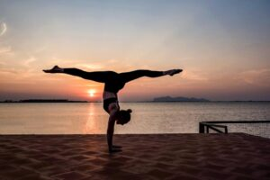 yoga Sicily